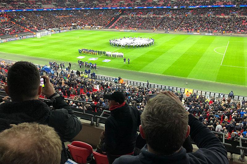 Fodboldrejser til England, Spanien og Tyskland